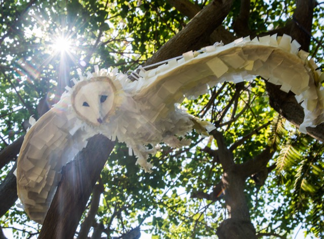 Barn Owl Pinata