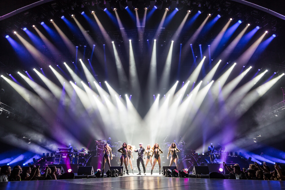 Pitbull Live At The Axis Theatre At Planet Hollywood