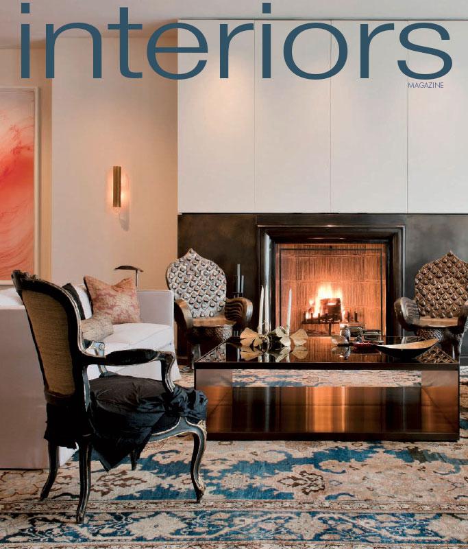 interiors - December/January 2014