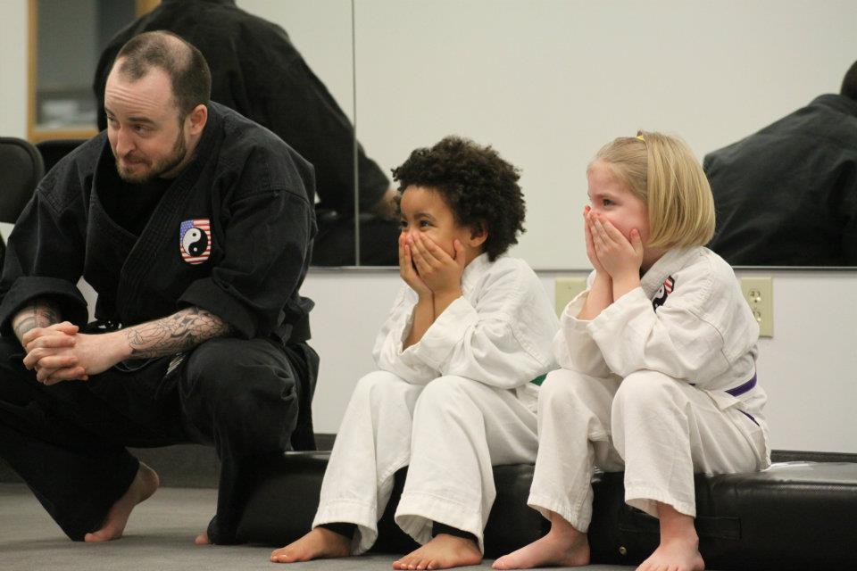 SuperKids — Forte\'s American Karate