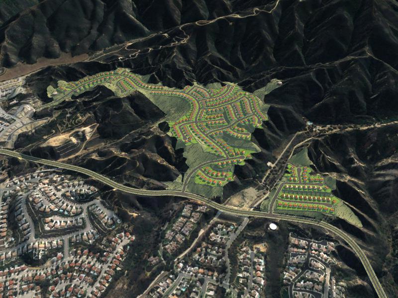 Land Development Modeling