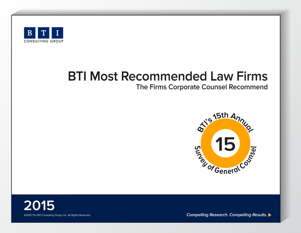 BTI Most Recommended Law Firms 2015 Cover_149.png