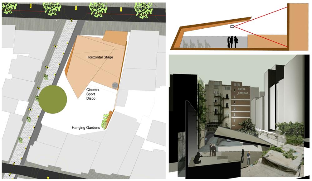 İstanbul 2010 Avrupa Kültür Başkenti Ajansı - Sirkeci-Hocapaşa Bölge İyileştirme Projesi