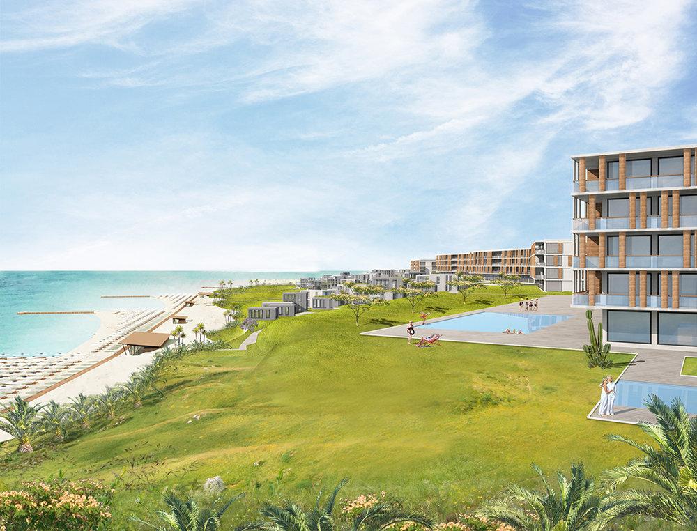 Arsuz Sağlıklı Yaşam Kenti ve Kıyı Alanları Yenileme Projesi