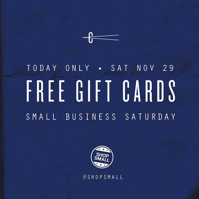 Small business saturday deal today only buy 50 in gift cards small business saturday deal today only buy 50 in gift cards get a free 10 gift card buy 100 in gift cards get a free 25 gift card colourmoves
