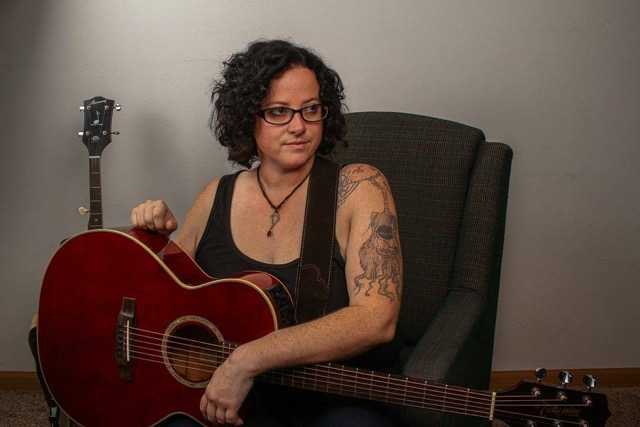 Madison-based artist Dana Perry has been making music passionately for over 25 years, with over 12 years of focus on playing guitar and songwriting. A unique and semi-percussive guitar style, combined with poignant lyrics and powerhouse vocals; her music resonates with anyone who recognizes that we are all on a Journey.