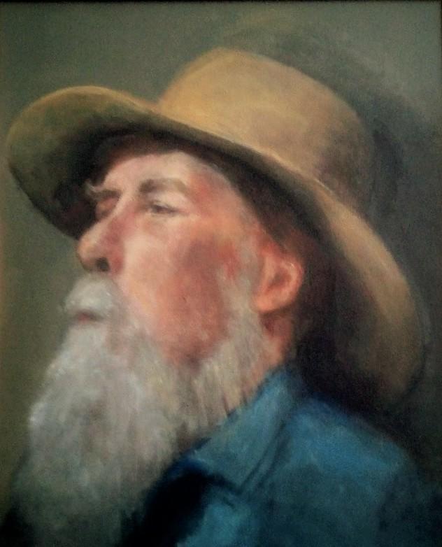 """Henri Oil paint on canvas 16x20"""""""