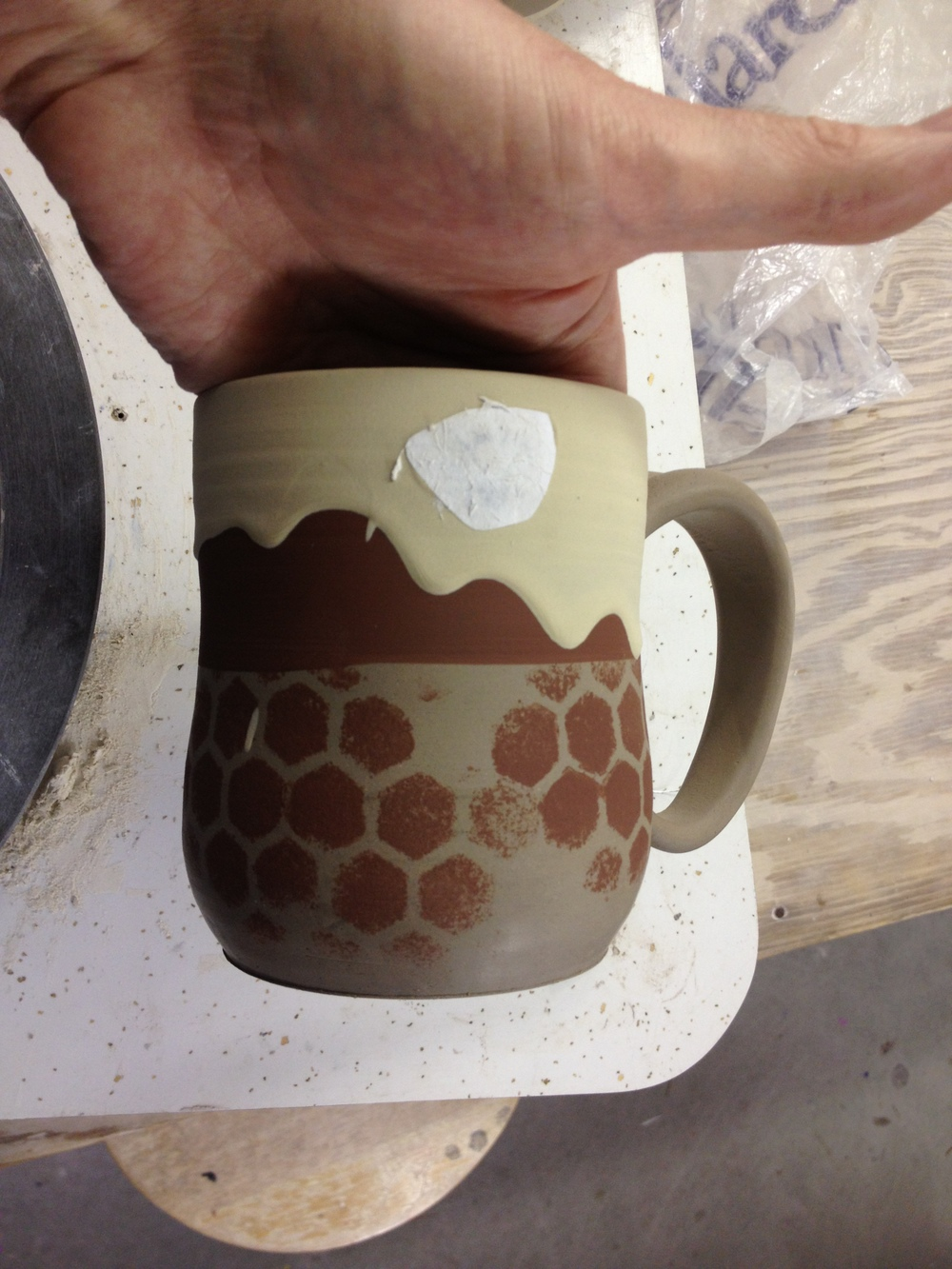 """To Bee"" cup"