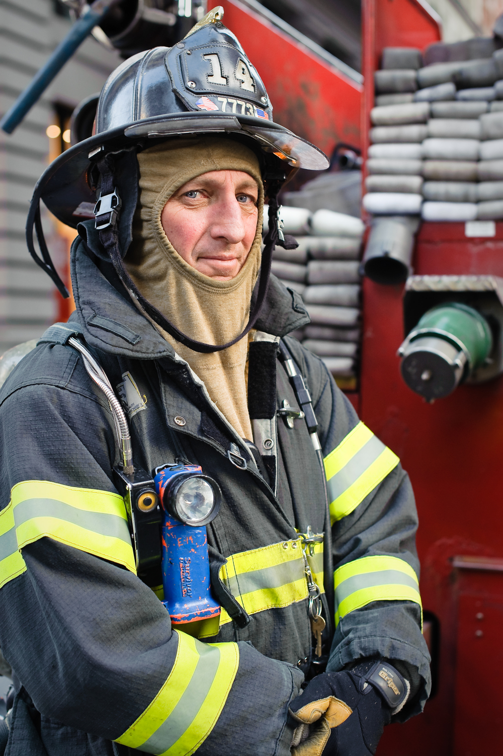 New York City Firefighter