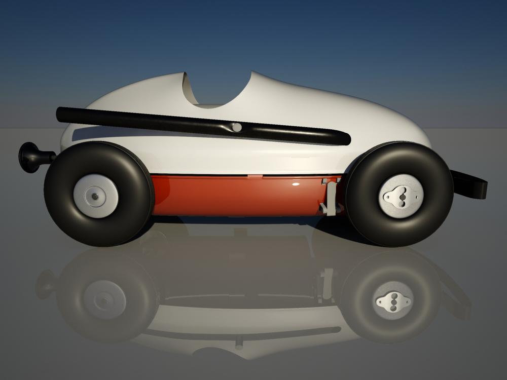 Woodette Tornado Racer