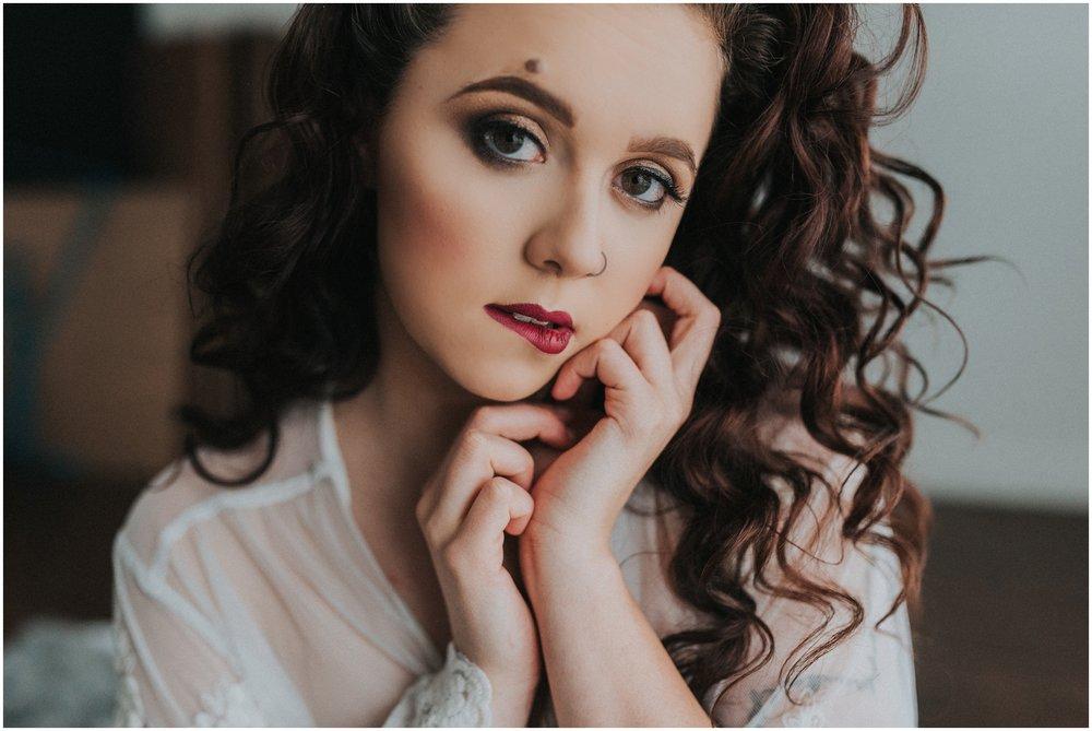 boise idaho boudoir photographer boise hair and makeup artist lindsey behren's sexy