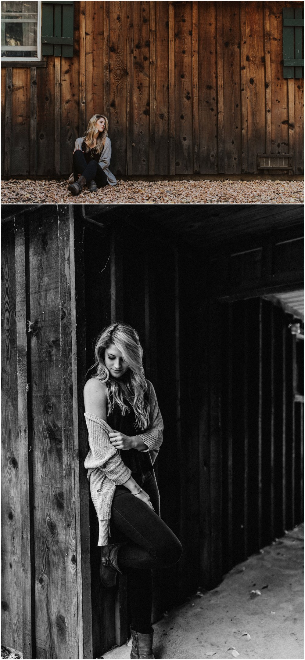 Makayla Madden Photography Boise, Idaho Senior, Boudoir, and Wedding Photographer Fairfield Idaho Fall Senior girl Mountains inspiration Aspen Trees