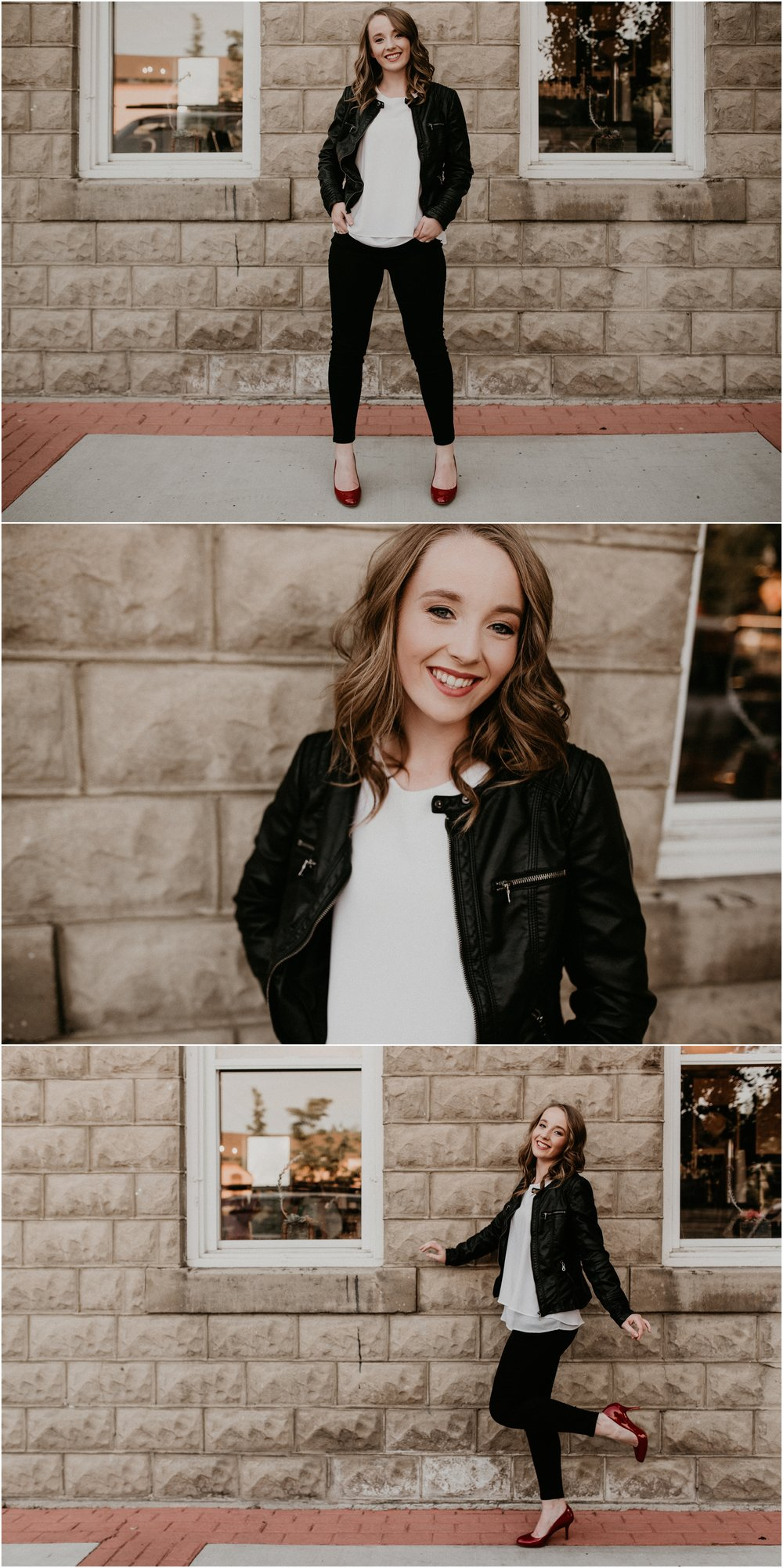 Boise Senior Photography Makayla Madden Photography Eagle Idaho Brim Coffee House Urban Senior Pictures Fun Raw Real Summer