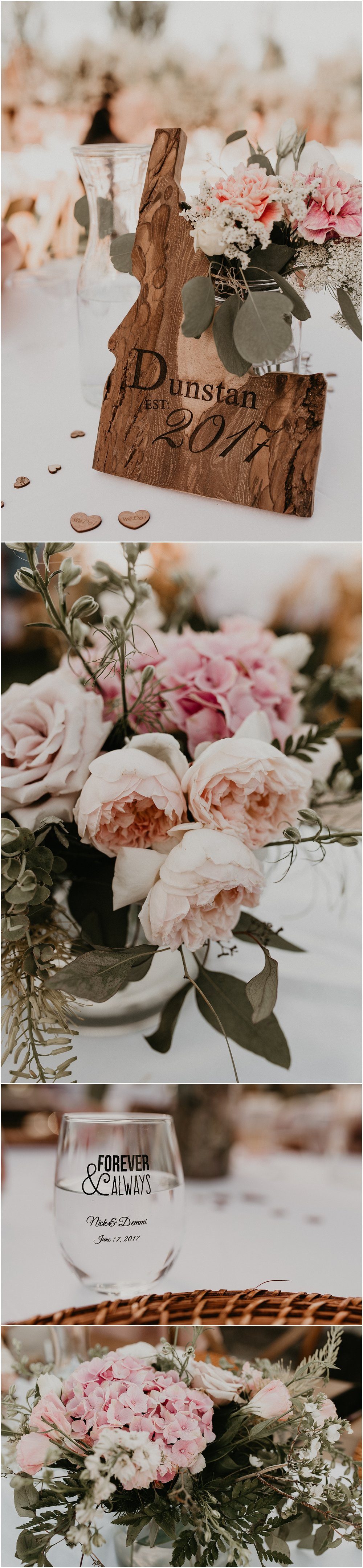 Boise Wedding Photographer Makayla Madden Photography Still Water Hollow Boise Wedding Venue Country Chic Rustic Ira Lucy Wedding Planning Events Design Idaho Wedding Ideas Decor Just So. Event Floral