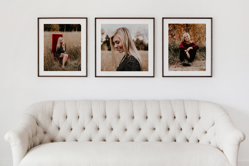 Boise Senior Photographer Boise Boudoir Photographer Makayla Madden Photography Idaho Senior Pictures Frames Full Service Professional Photography