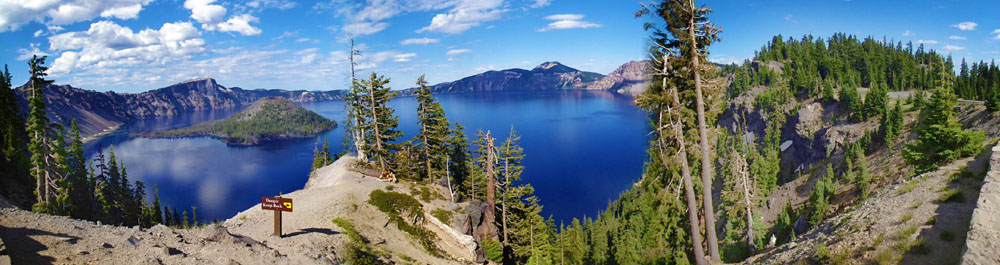 Crater Lake National Park. Photo by Larry Turner