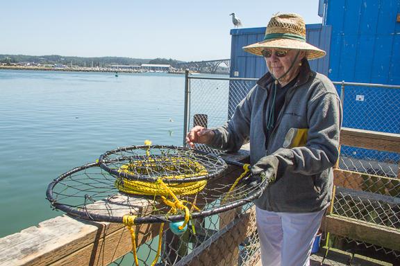 Blog oregon project dayshoot30 for Crab fishing oregon