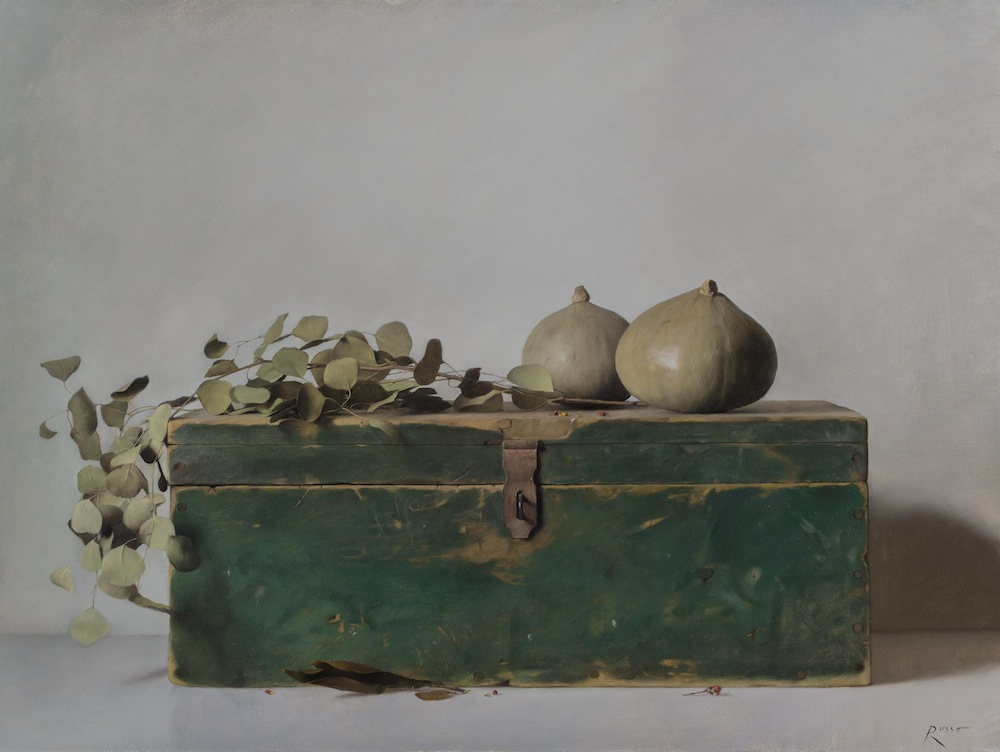Gourds and Eucalyptus