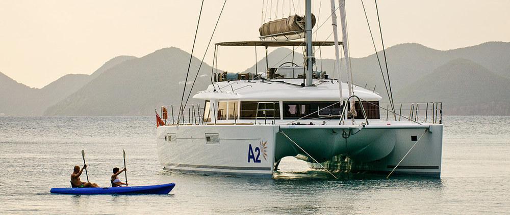 Cruising Yacht Charters