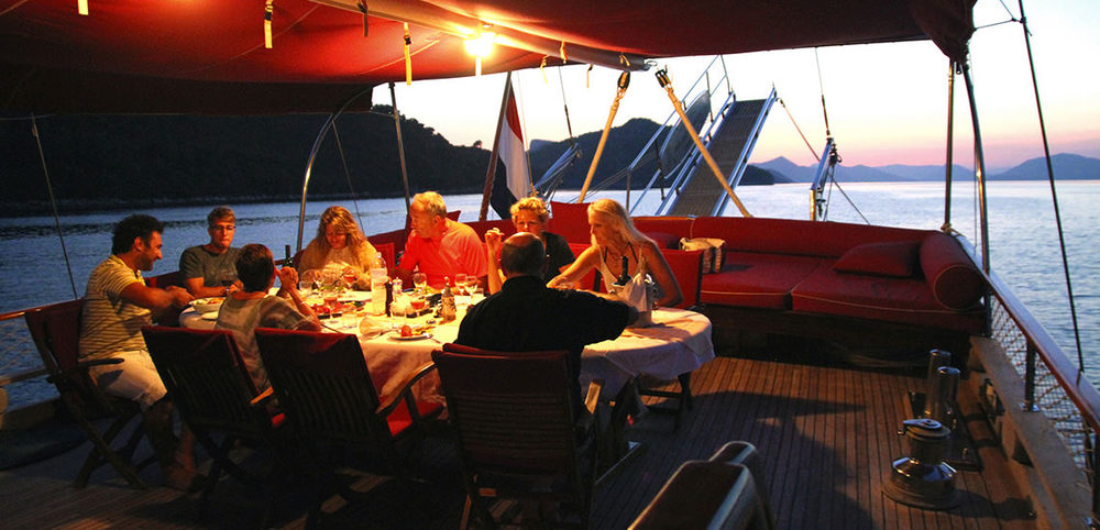 Yacht Charter Packages