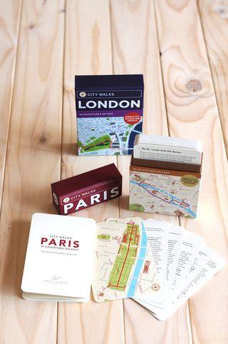 City Walks - Paris and London