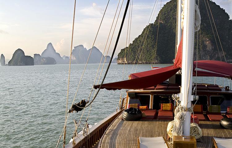 worldwide yacht charter