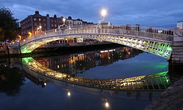 Dublin's Exquisite Waterway