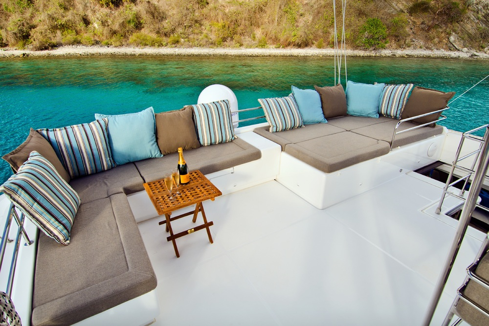 yachting in the caribbean