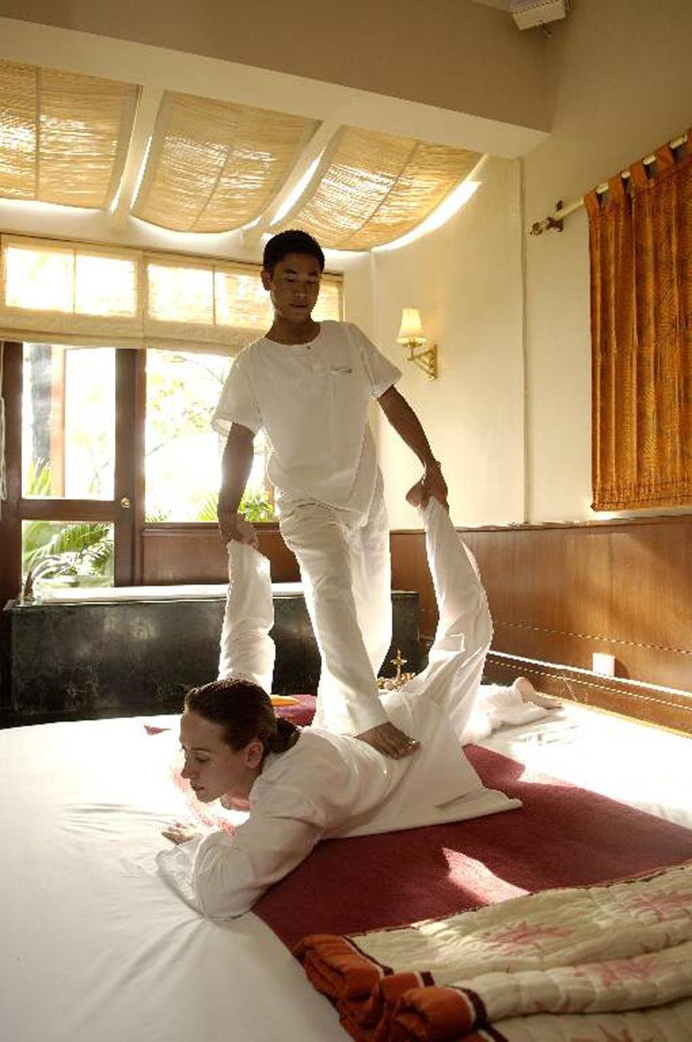 Himalayas massage