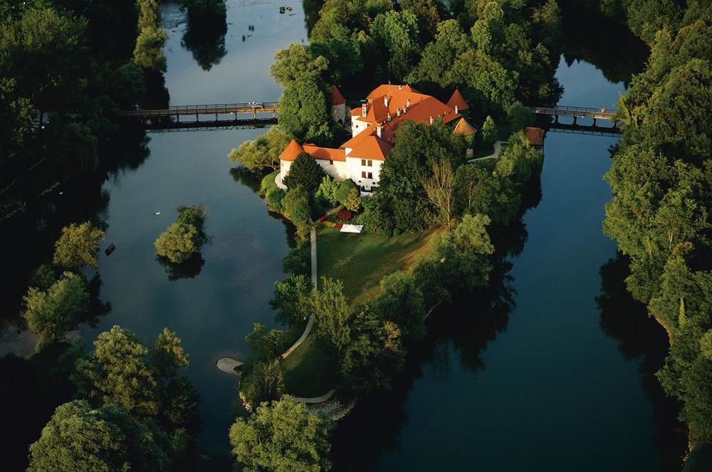 Croatian Island mansion