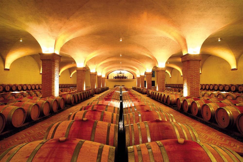 Italy cellar travel