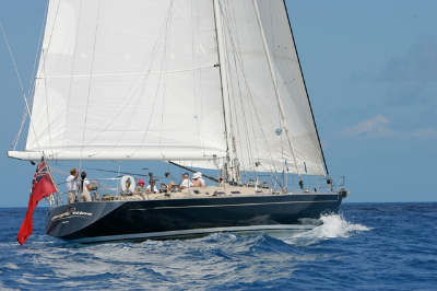 Pacific Wave Sailing Yacht