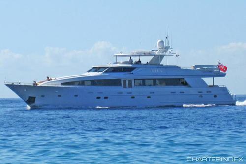 Olga yacht