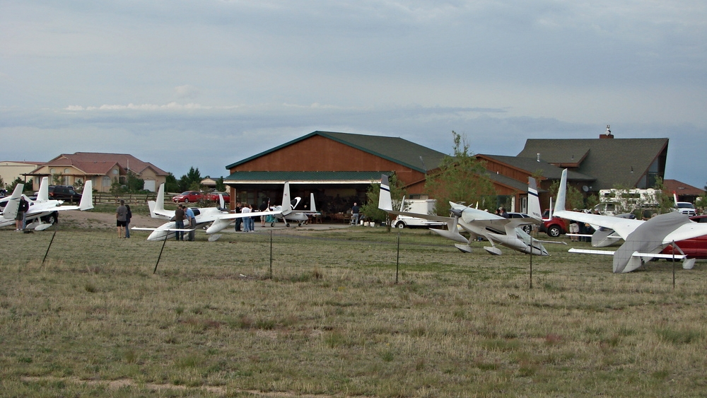 Aircraft Parking