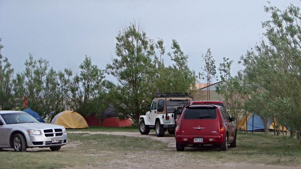 Camping and Ground Transportation