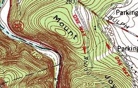 Because Topographic Maps Show Us Relief And Elevation We Can Use Them To Identify Areas With Steep Slopes These Are Areas Of Interest For Architects