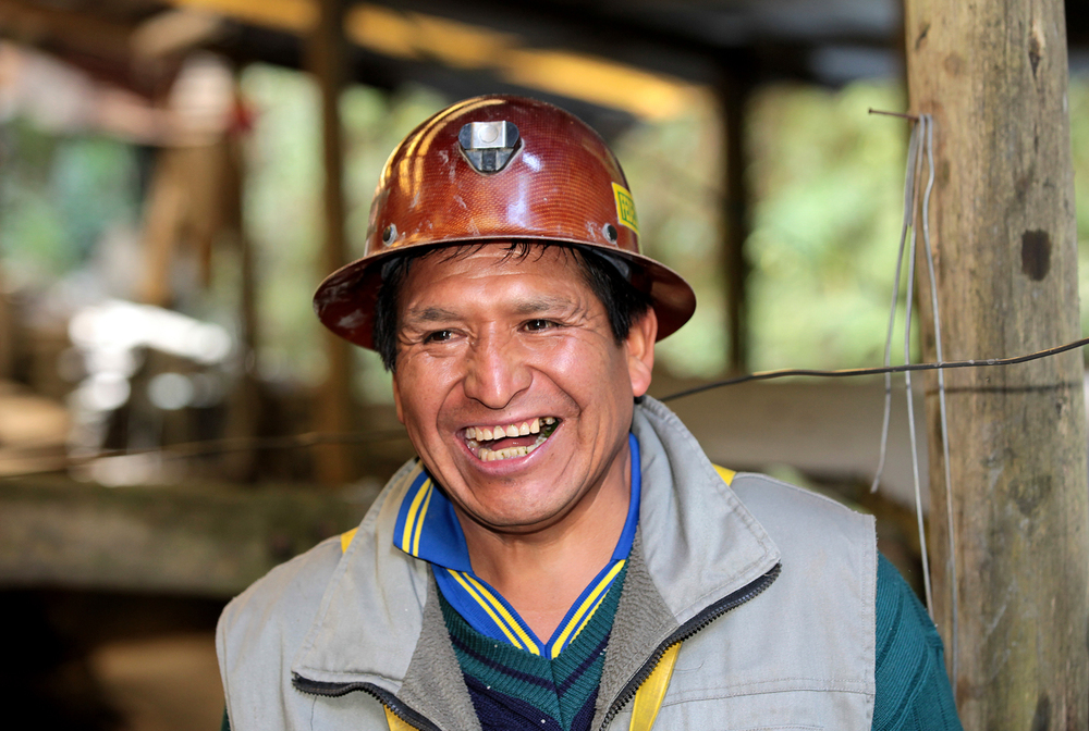 Cotapata Artisnal Mine in Boliva Fairmined Fairtrade gold mine from FairSources1.jpg