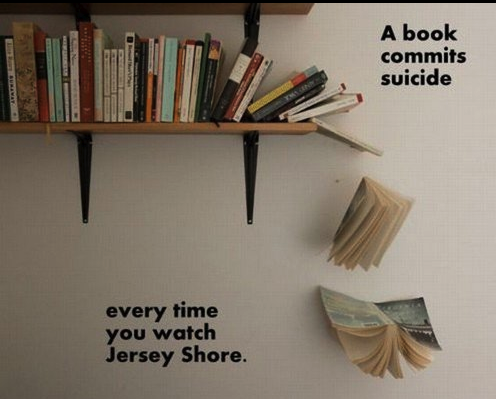 Book Commits Suicide by Random House
