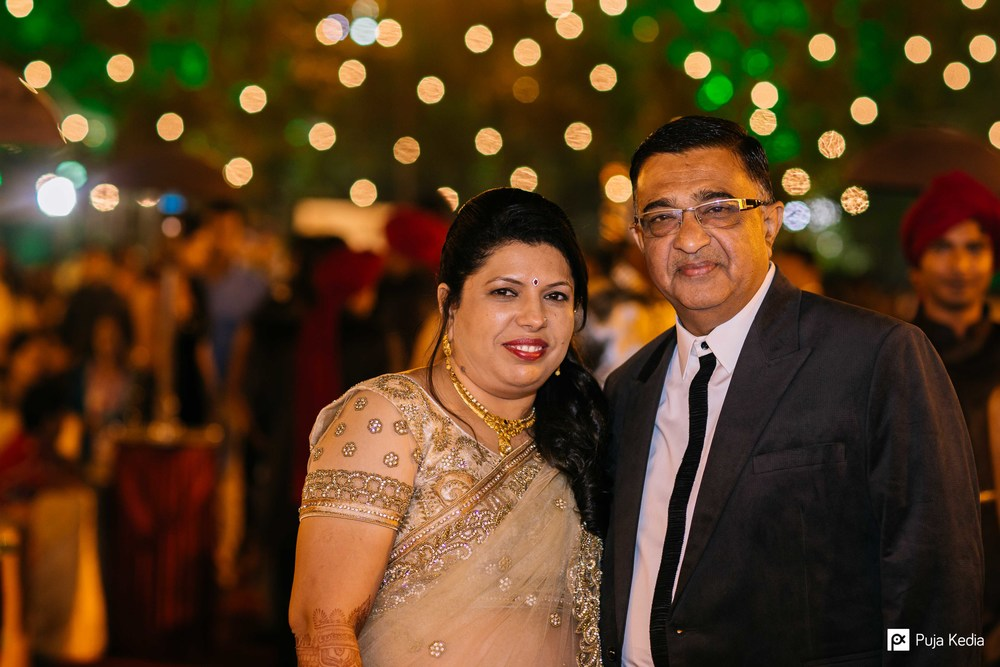 Mr & Mrs Jariwala :)