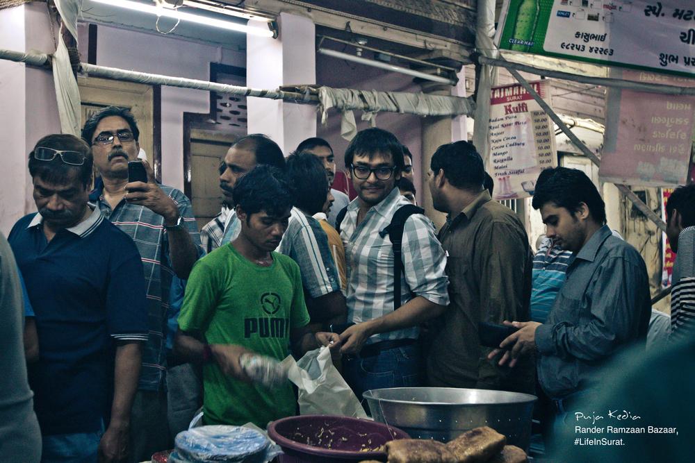 Rander Ramzaan Bazaar Ques