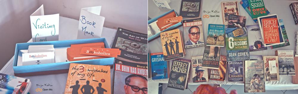 Bookmarks & Books