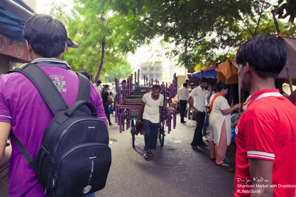 Shanivari Market