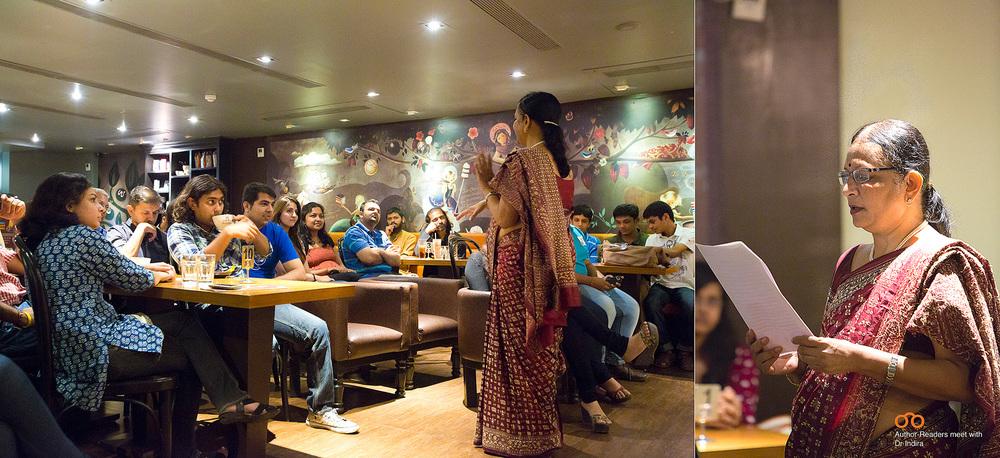 Bookoholics with Dr. Indira