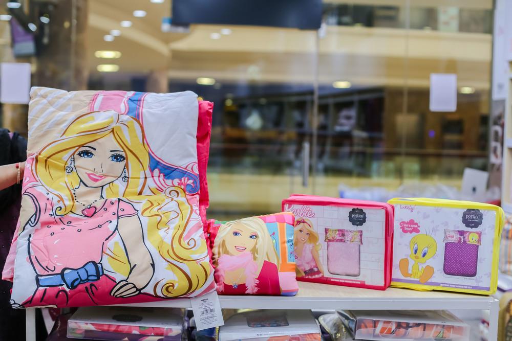 Barbie comforter single 2999