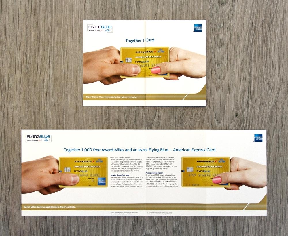DM - Flying Blue Gold Card
