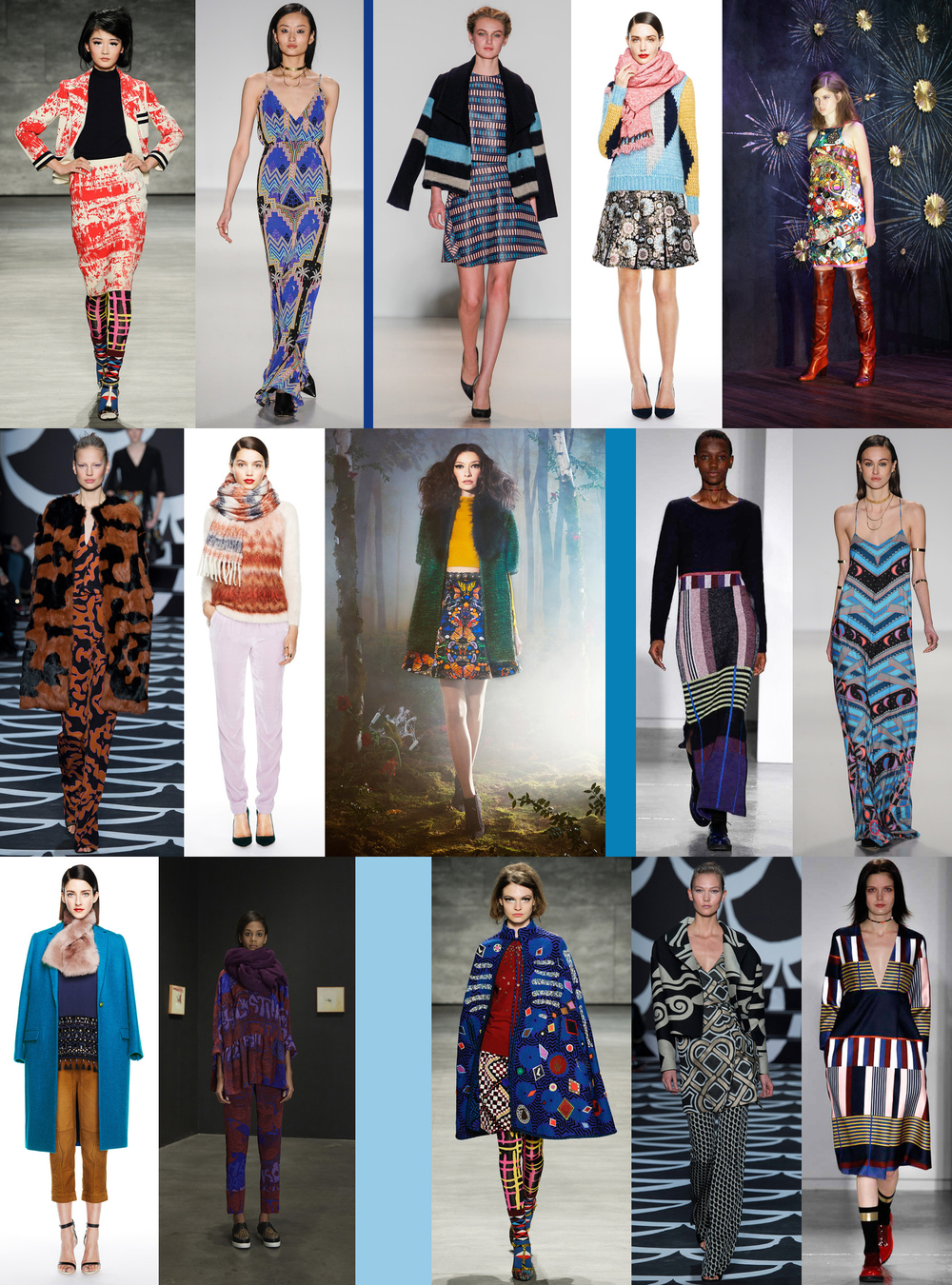 Liz Nehdi's favourite looks from NYFW