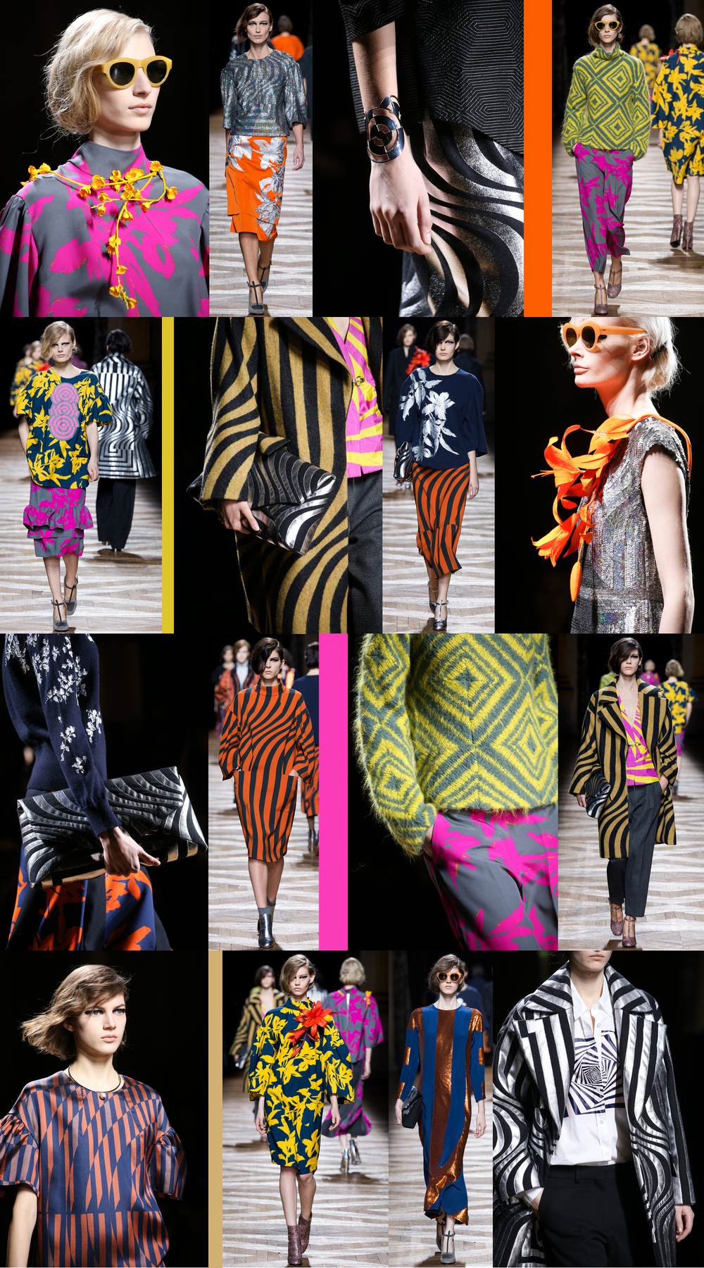 Liz Nehdi's favourite looks from Dries Van Noten's A/W 2014 collection