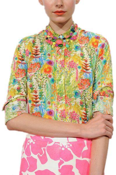 JCrew outfit via Exercice de Style
