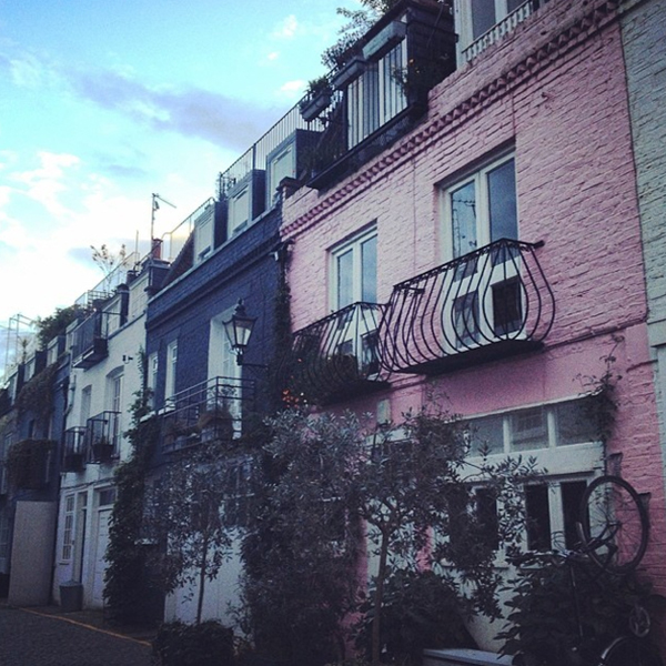 A lovely little mews