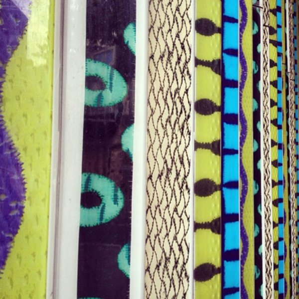 Another pattern detail from Ladbroke Grove
